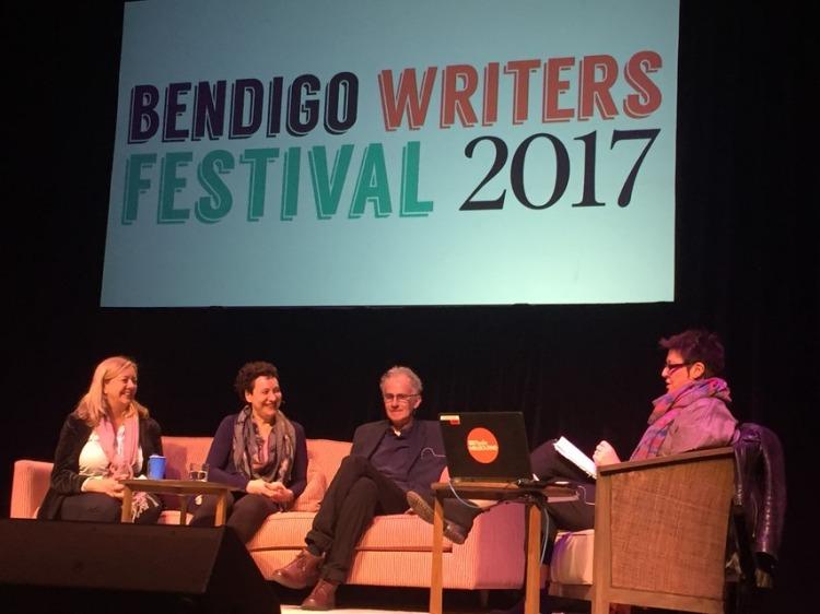 abc-radio-bendigo-2017 with Leigh Hobbs and Belinda Murrell