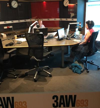 Radio 3AW with Denis Walter 14 Mar 19 copy