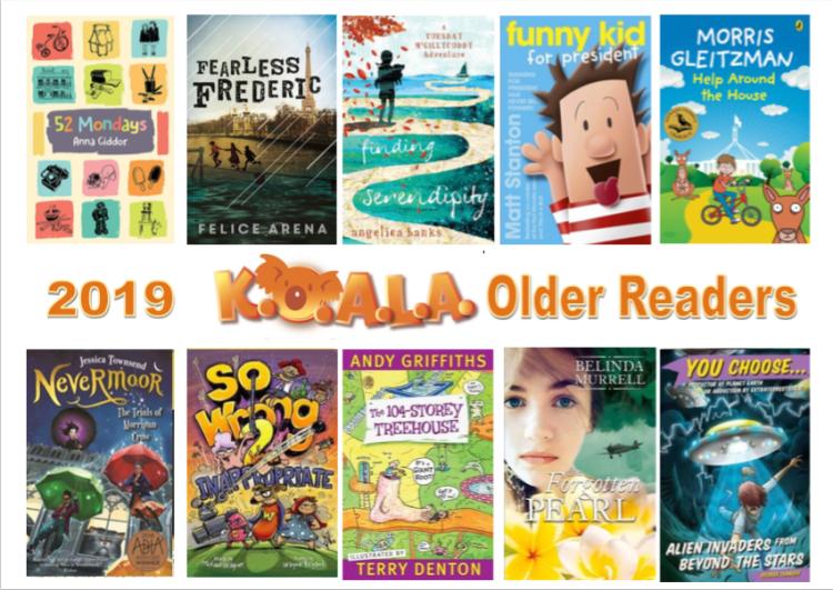 KOALA shortlist 2019
